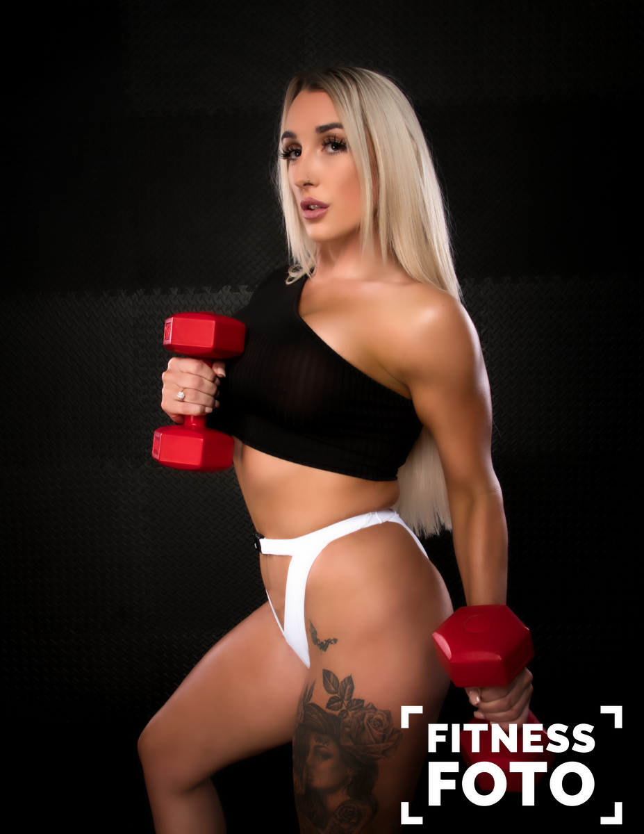 fitness foto and maria jayne